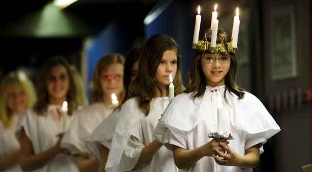 Julekoncert i Julerup Færgeby Kirke den 13. december 2021